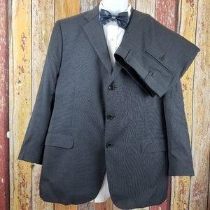 Brooks Brothers 1818 Regent X Loro Piana Suit 46R